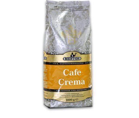 Mentor Café Crema koffie bonen 1 kg een goede koffie tegen speciale prijs