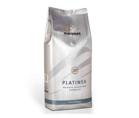 100 % Arabica koffiebonen Maromas Platinea